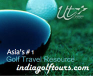 Golf Tours in India